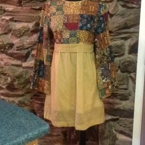 Dresses & Skirts - 1970's. custom made dress